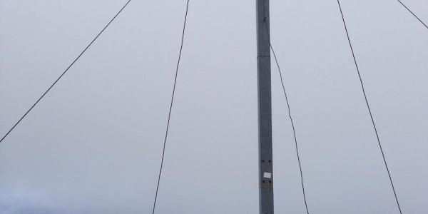 Vermoispitze Gipfelkreuz