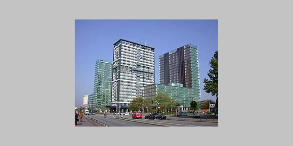 Berliner Tor Center.