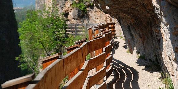 Canyon di San Romedio