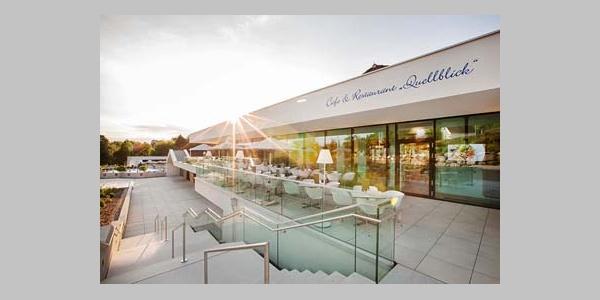 Thermenrestaurant der Heiltherme@TVB Bad Waltersdorf