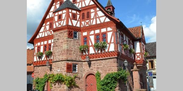 Rathaus in Großheubach
