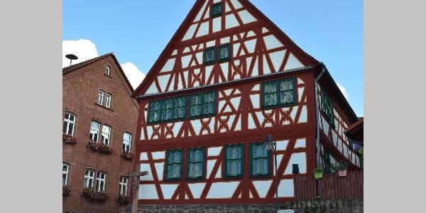 Rathaus in Mönchberg