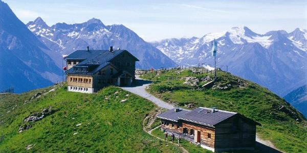 Starkenburgerhütte