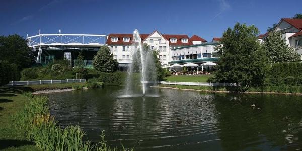 Court Hotel in Halle/Westfalen