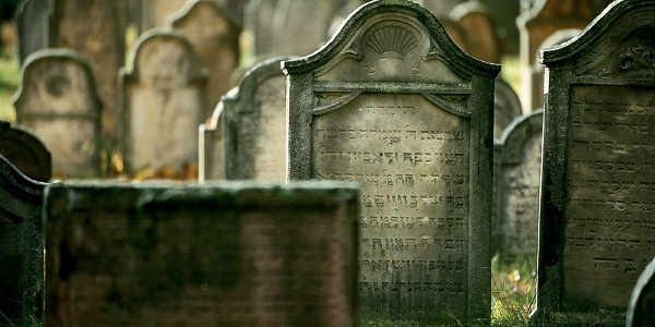 Jüdischer Friedhof Wachenheim.