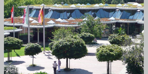 Kurgastzentrum Bad Salzuflen