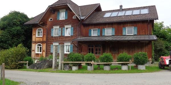 Panoramarunde - ehemaliges Gasthaus Grüner Baum