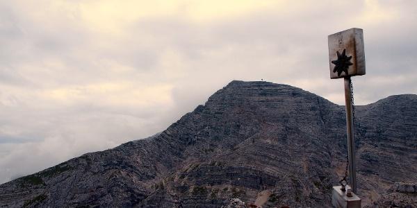 Ramesch Hauptgipfel 2119m mit Warscheneck