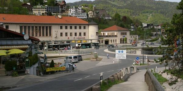 Berchtesgaden, Bahnhof