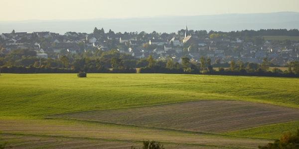 Monzelfeld im Hunsrück