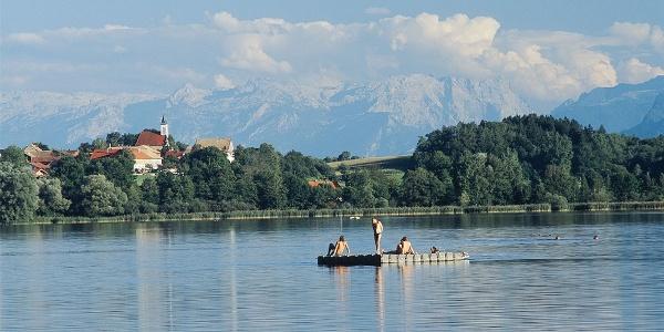 Naherholung Abtsdorfer See