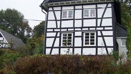 Fachwerkhäuser Alter Schee.