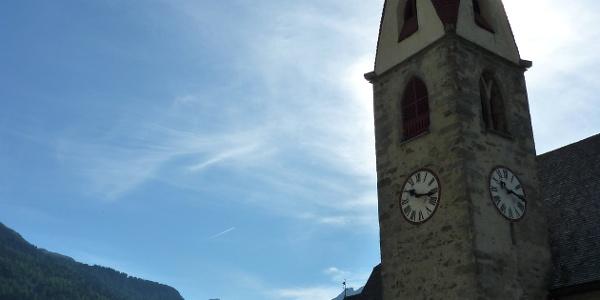 Kirche in Rein in Taufers