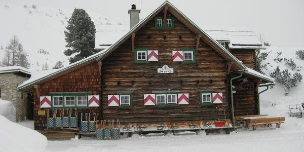 Skitourengebiet Südwiener Hütte