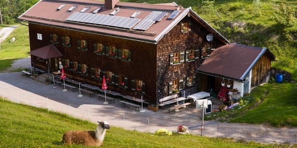 Neue Magdeburger Hütte