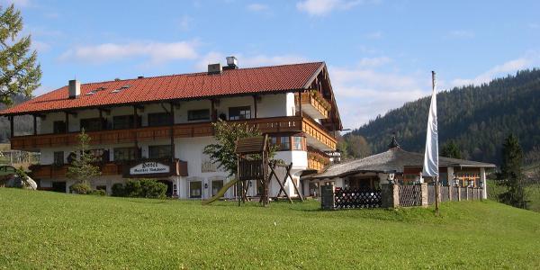 Ausgangspunkt Gasthof und Hotel Nutzkaser
