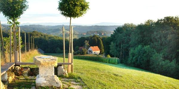 5-Elemente-Weg | Baumgarten bei Gnas, Teil des Wanderwegenetzes auf den Spuren der Vulkane