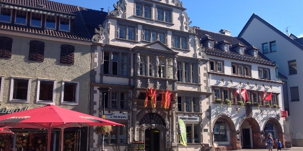 Tourist Information Paderborn Toeristen Informatie Teuto Navigator