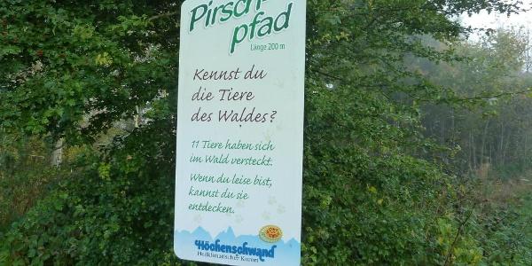 Pirschpfad