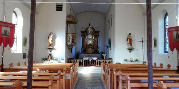 Wallfahrtskirche Maria Seesal