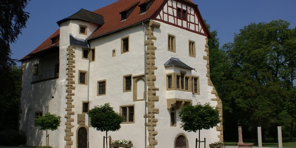 Steinernes Haus im Schlosspark