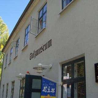 Wir starten am sehr sehenswerten Salzmuseum in Bad Sülze.