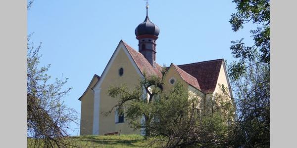Die Wallfahrtskapelle Baitenhausen
