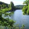 Der Wiesenbeker Teich ist ein beliebtes Naherholungsziel der Bad Lauterberger.