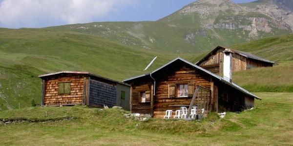 Crest Pardatsch Alp Libi