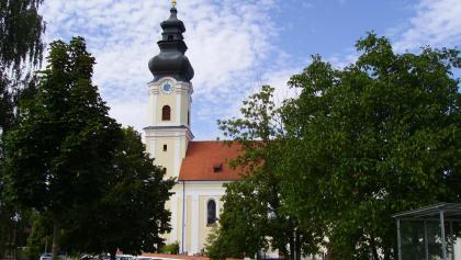 In Mariakirchen.