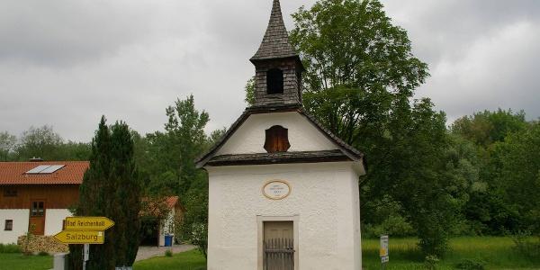 Saalachtal-Radweg