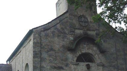 Die Kirche in Hornstein.