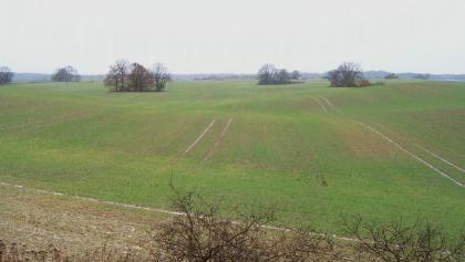 Eine typische Landschaftsform sind so genannte Toteislöcher, die in der letzten Eiszeit entstanden sind.