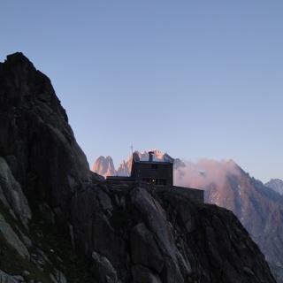 Die Hütte