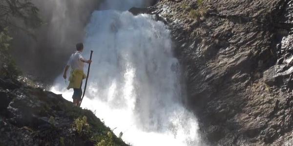 Cascada Valul Miresii