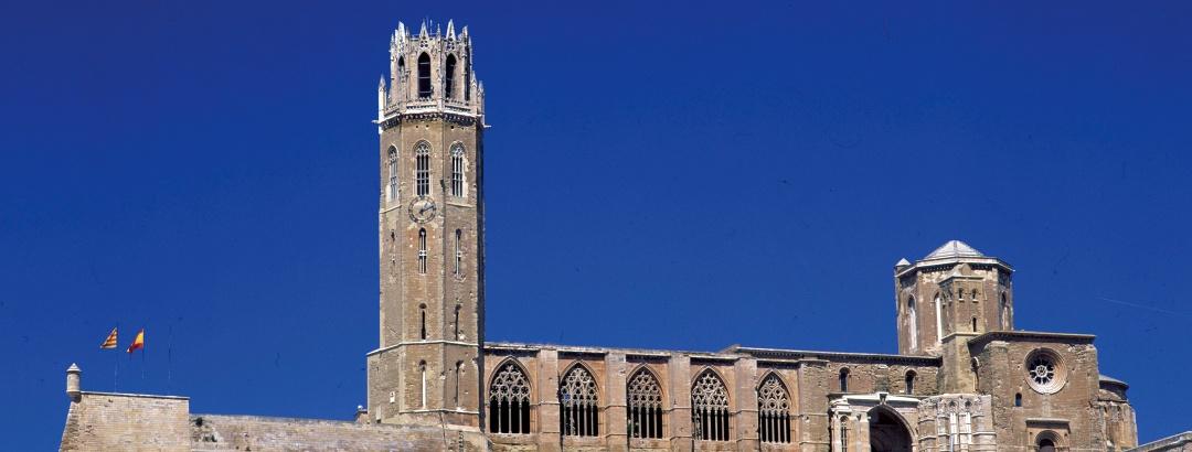 Lleida. La Seu