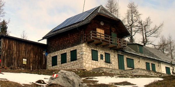 Hochkogelhütte 1558m