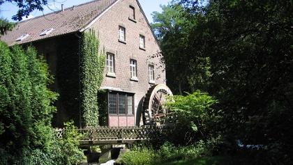 Die Lüttelforster Mühle.