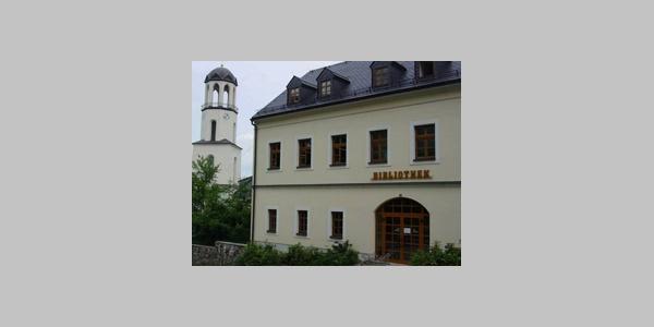 Bibliotkek der Stadt Auerbach/Vogtl.