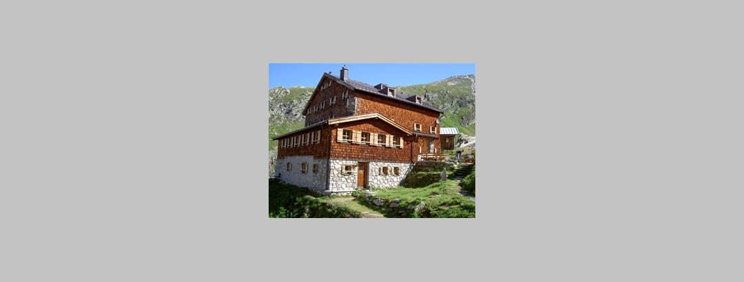 Warnsdorfer Hütte