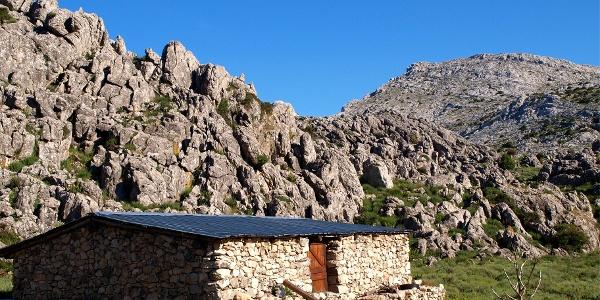 Refugio Stazzo Su Pradu