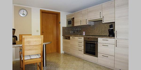 FeWo Schwarzwaldsteig/Haus Baumwart - Küche
