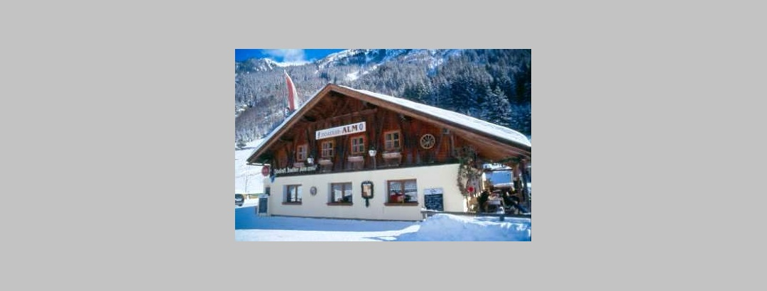 Doadleralm Winter