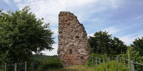 Burgruine Guttenberg