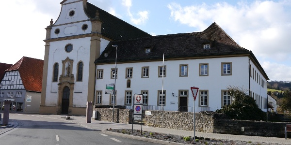 Das Franziskanerkloster in Lügde