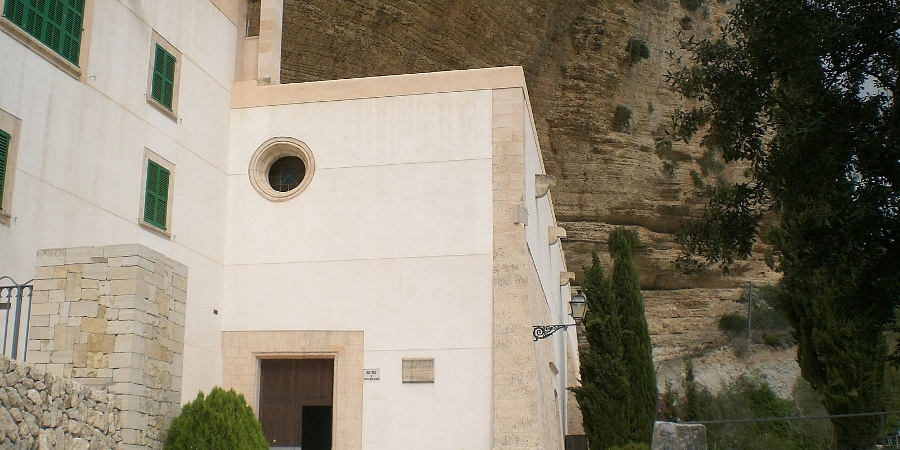 Santuario de Nuestra Señora de Grácia