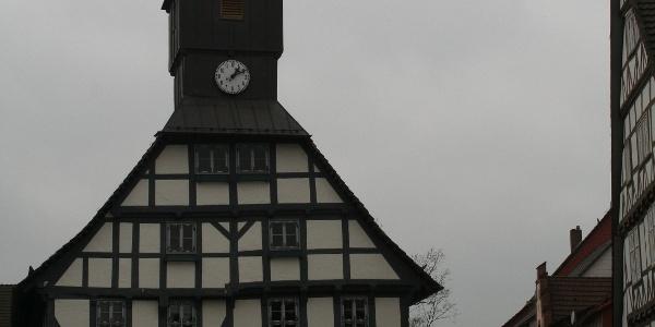 Das alte Rathaus in Uslar