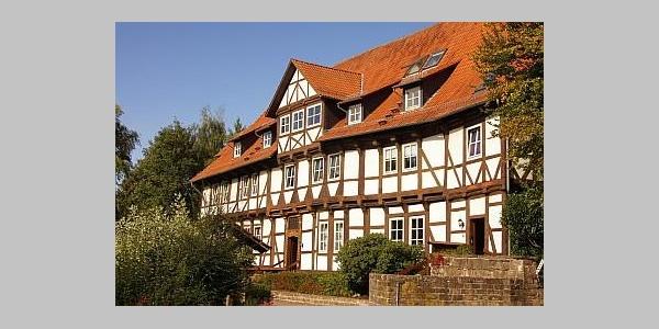 Alter Herrensitz: Der Campehof in Stadtoldendorf