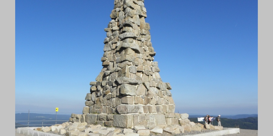 Bismarckdenkmal auf dem Seebuck