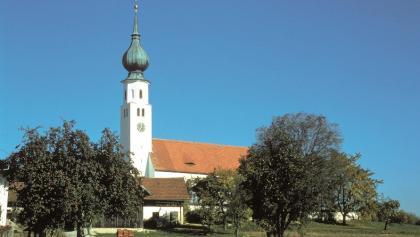 Wallfahrtskirche St. Erasmus in Heiligenberg